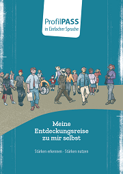 Coverpage ProfilPASS in Einfacher Sprache 180px